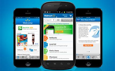 walmart credit card app